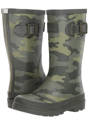 Little Joule Camo Rainboot