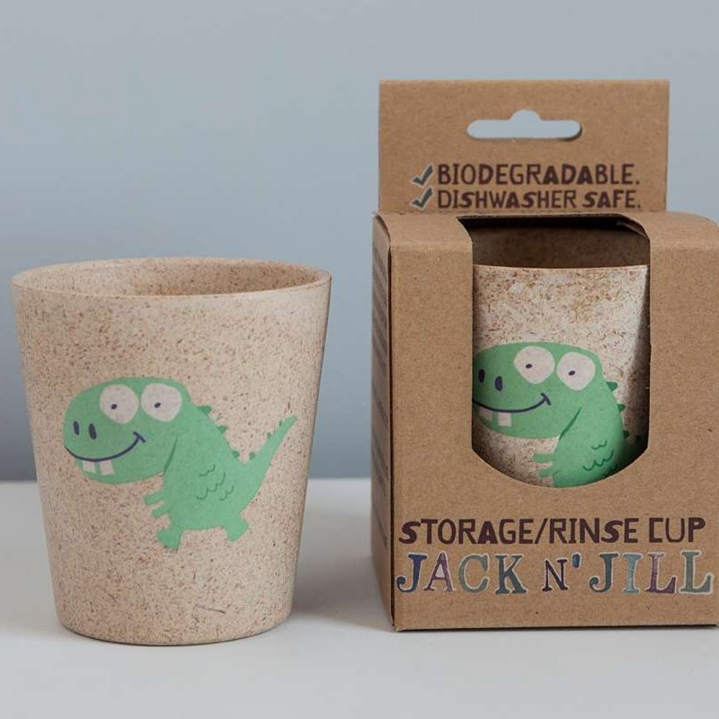 Jack and Jill Kids Dino Rinse Cup