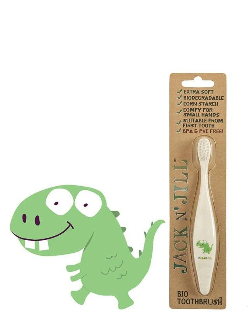 Jack and Jill Kids Dino Toothbrush