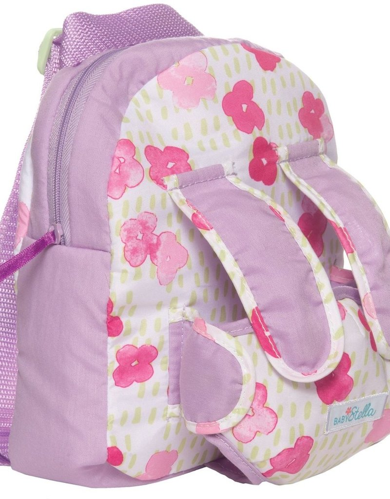 Manhattan Toy Baby Stella Backpack Carrier