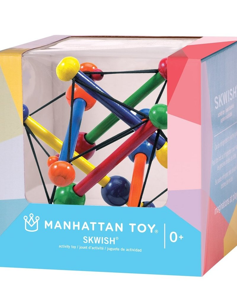 Manhattan Toy Classic Unboxed Skwish