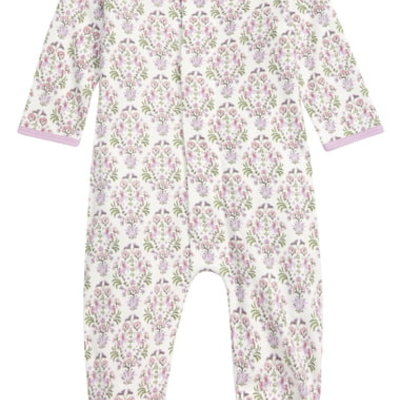 Magnificent Baby Unicorn Dreams Footie