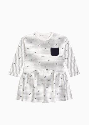 Petit lem Cursive Dress