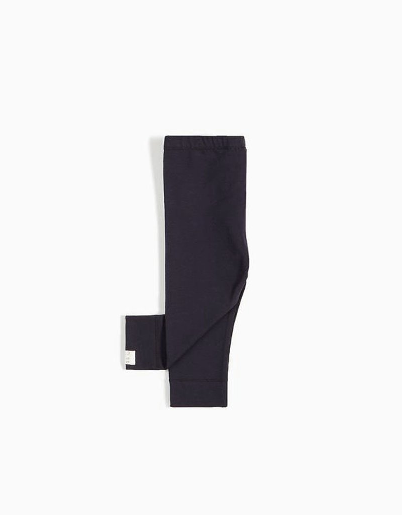 Petit lem Navy Knit Leggings