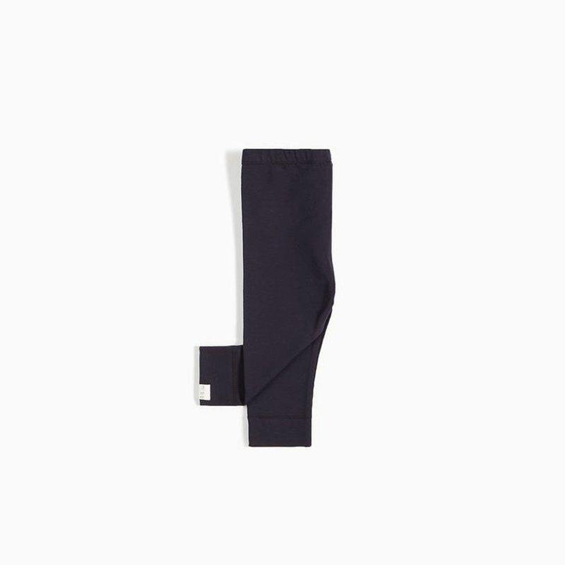 Petit lem Navy Knit Leggings