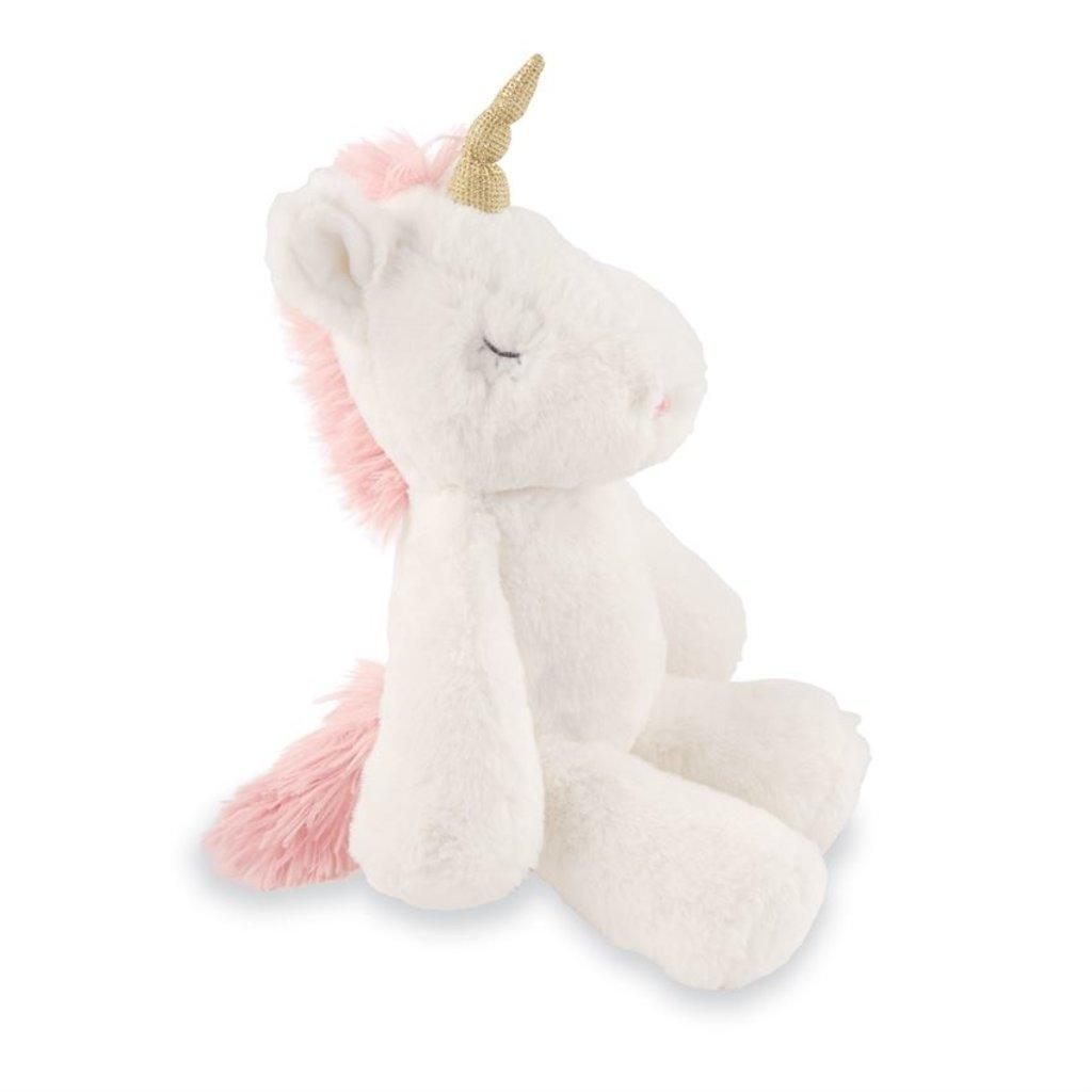 Mud Pie Unicorn Plush Pal Gift Set