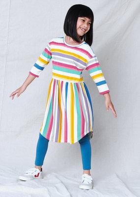 Tea Collection Everyday Hi-Lo Midi Dress