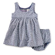 Tea Collection Reversible Baby Jumper