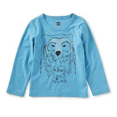 Tea Collection Bear All Graphic Tee