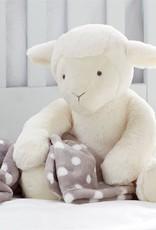 Mud Pie Lamb Plush with Blanket