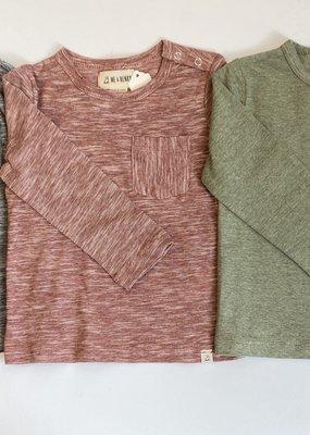 Me & Henry Microstripe Shirt