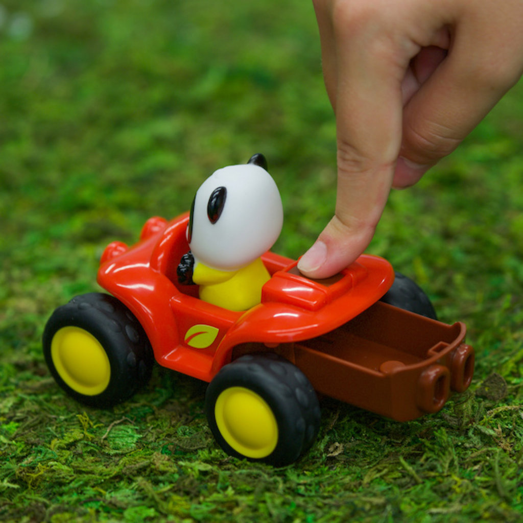 Fat Brain Toy Co Timber Tots Quad ATV