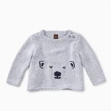 Tea Collection Cute Cub Button Sweater