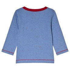 Hatley Blue Haven Toy Train LS Tee