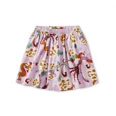 Tea Collection Dragon Floral Twirl Skirt