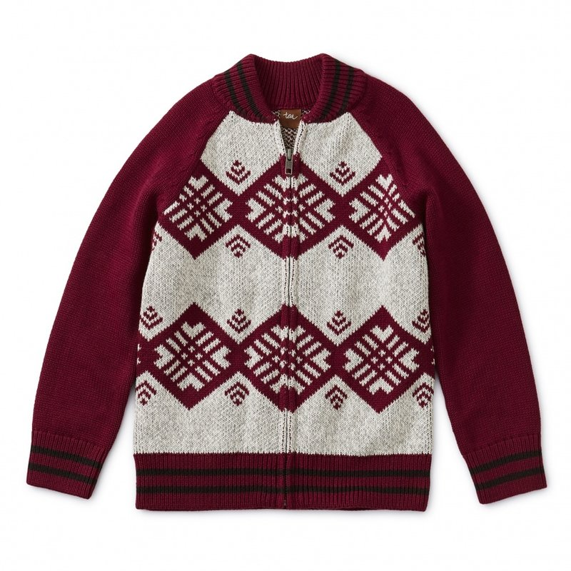 Tea Collection Family Chimmi Choden Cardigan