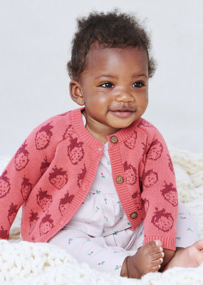 Tea Collection Icon Baby Cardigan