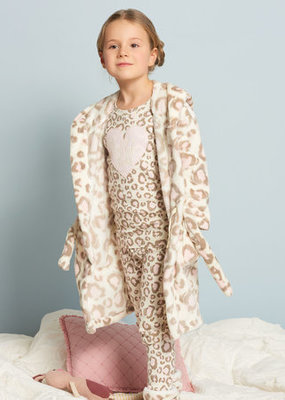 Hatley Painted Leopard Robe