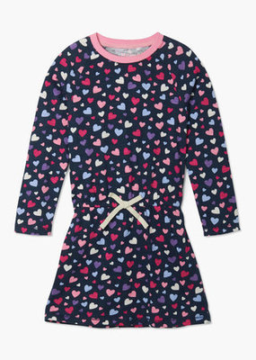 Hatley Solstice Confetti Hearts Dress