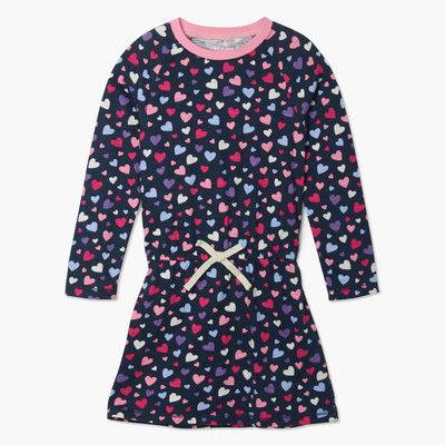 Hatley Solstice Confetti Hearts Dress