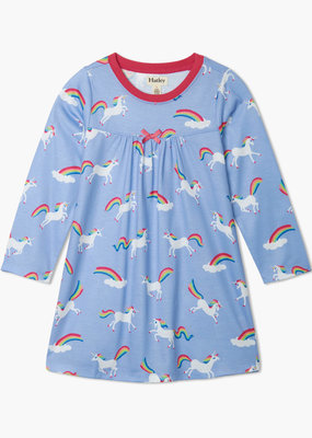 Hatley Rainbow Unicorns Night Dress