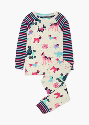 Hatley Colorful Pups Pajamas