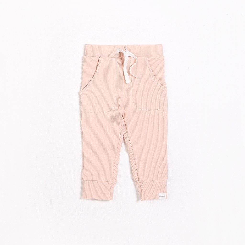 Petit lem Dusty Pink Knit Pant