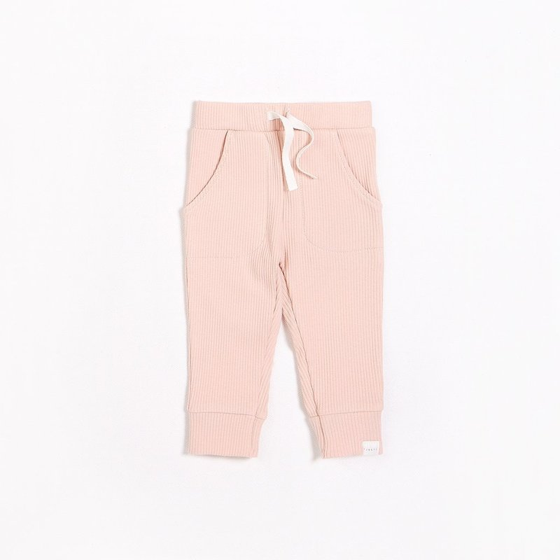 Petit lem Dusty Pink Knit Pant