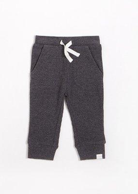 Petit lem Dark Grey Knit Pant