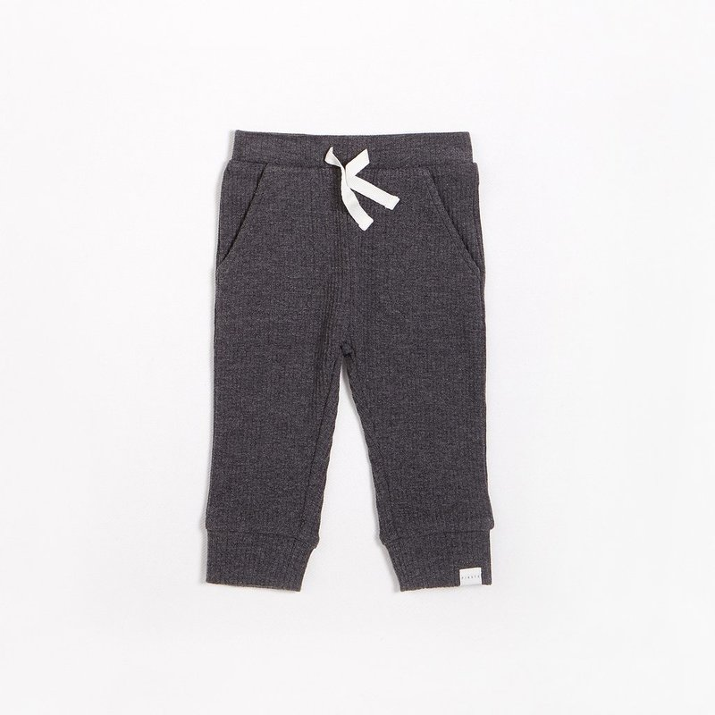 Petit lem Dark Grey Knit Pant