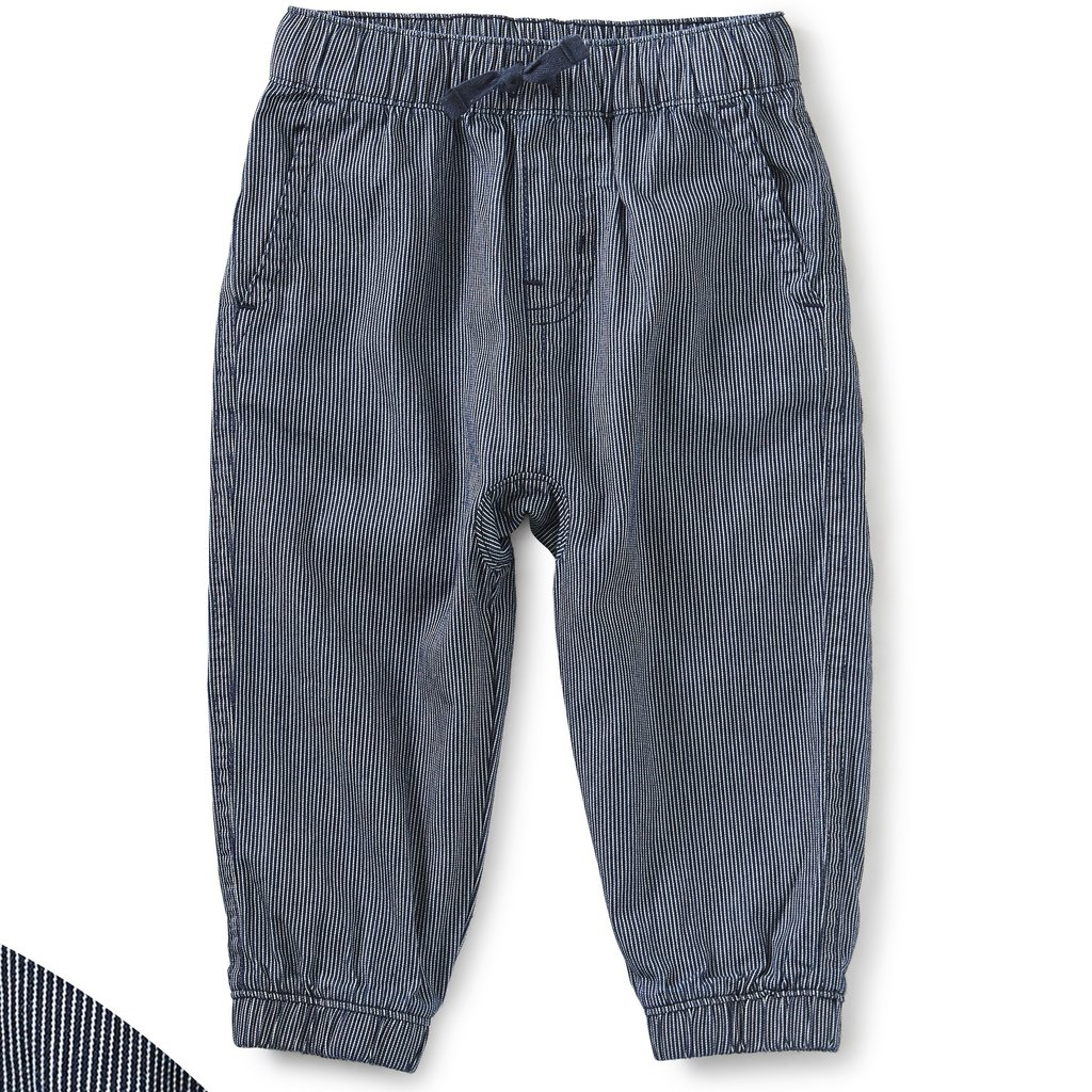 Tea Collection Railroad Baby Pant