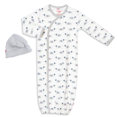 Magnificent Baby Sweater Weather Magnetic Gown