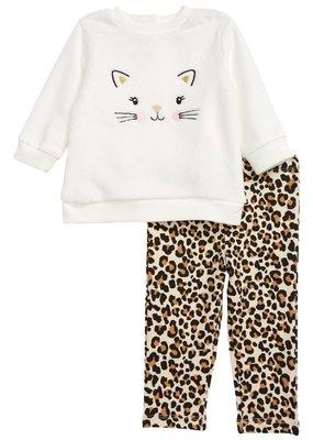 Little Me Kitty 2PC Baby Set