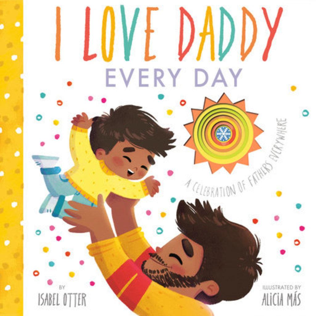 Penguin Random House, LLC I love daddy everyday