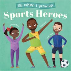 Penguin Random House, LLC Sports Heroes - when I grow up