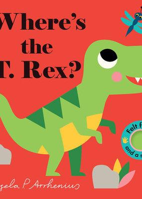Penguin Random House, LLC Where's the T.Rex