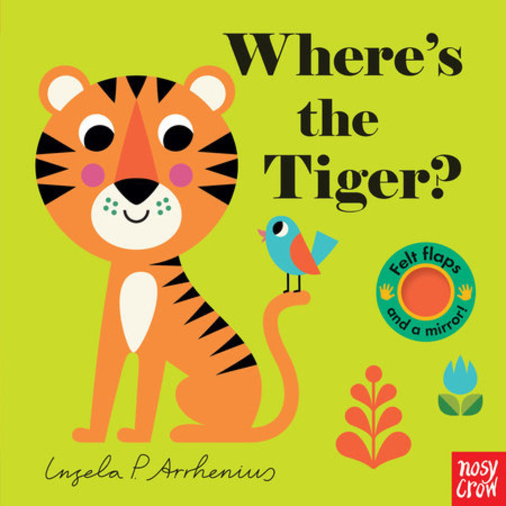 Penguin Random House, LLC Where's the Tiger