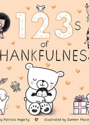 Penguin Random House, LLC 123s of thankfulness