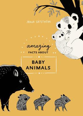Penguin Random House, LLC Amazing Facts about Baby Animals