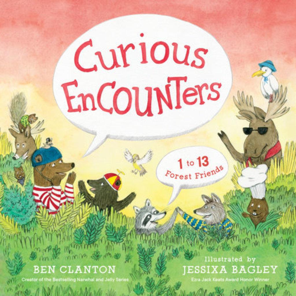 Penguin Random House, LLC Curious Encounters