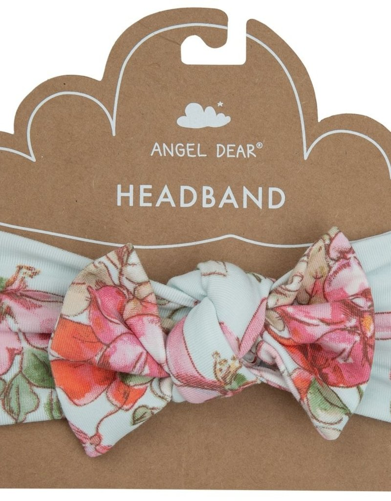 Angel Dear Woodland Rose Headband