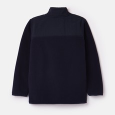 Joules Navy Clinton Fleece Pullover