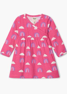 Hatley Happy Rainbows Crossover Dress
