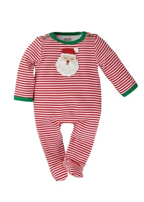 Mud Pie Crochet Santa Sleeper