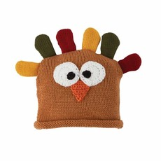Mud Pie Turkey Knit Hat