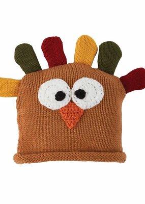 Mud Pie Turkey Knit Hat