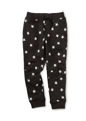 Tea Collection French Terry Joggers Stars