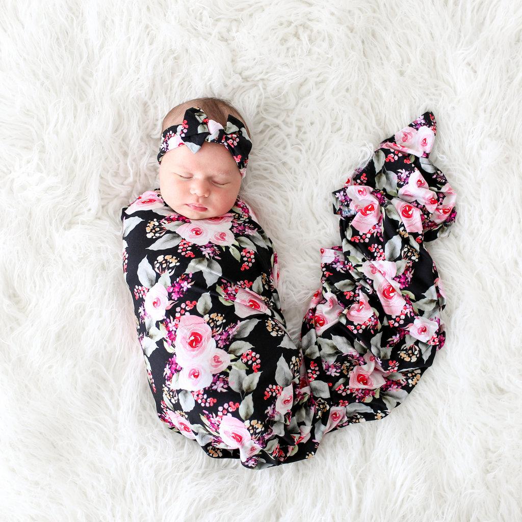 Posh Peanut Milana Infant Headwrap