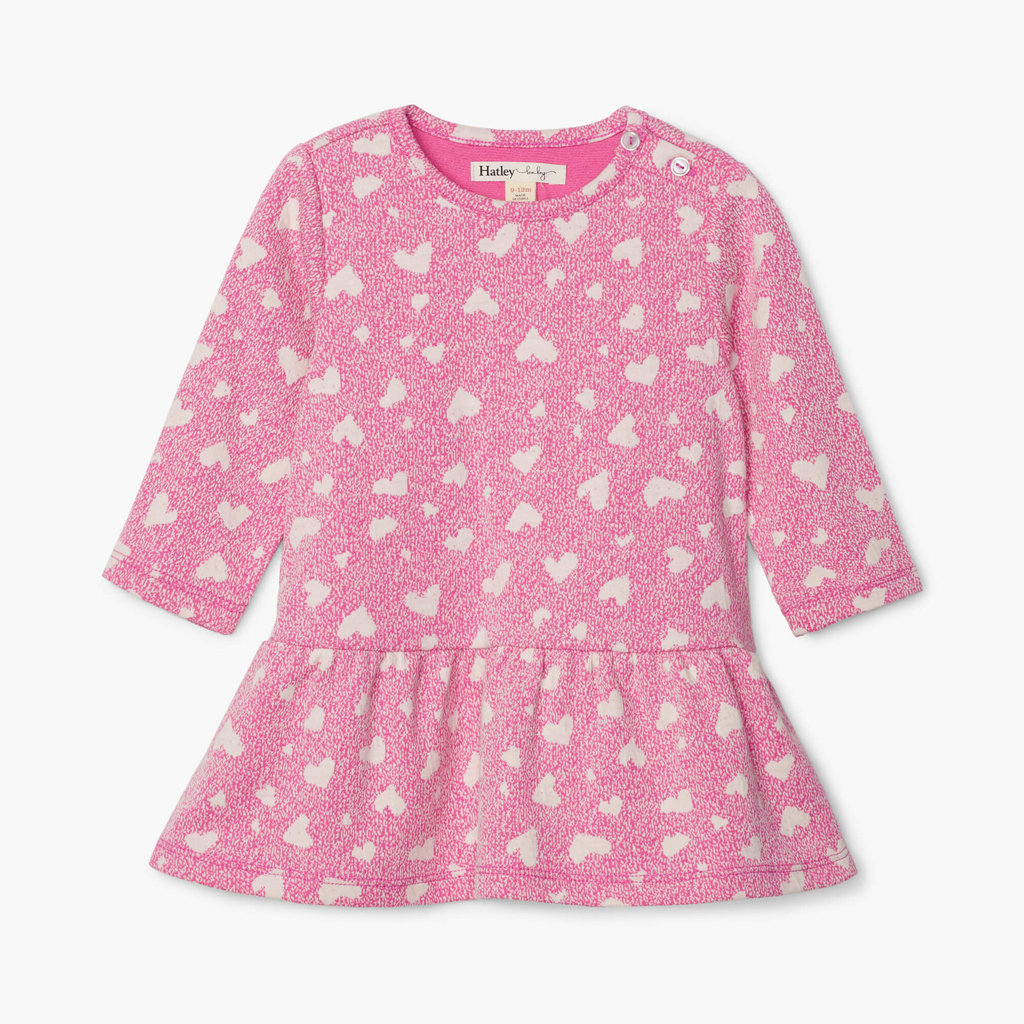 Hatley Quilted Heart Dress