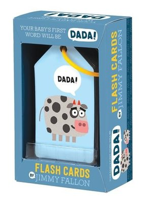 Chronicle Books/Hachette Book Group USA DADA Jimmy Fallon Flash Cards